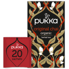 PUKKA Herbal teaOriginal Chai BIO 20 bags 40 g