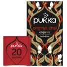 PUKKA Herbatka ziołowa Original Chai BIO 20 torebek 40g