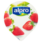 ALPRO Soy flavored with strawberry flavor 150 g