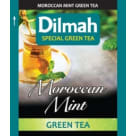 DILMAH Green tea Moroccan Mint 10 bags 1 pc