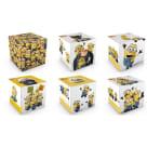 MINIONKI Chusteczki bajkowe w pudełku 56 szt. 1szt