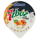BAKOMA 7 zbóż MEN Jogurt brzoskwiniowo-gruszkowy 300g