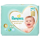 PAMPERS Premium Care Diapers Size 6 (13kg+) 38 pcs 1 pc