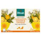 DILMAH Zioła do zaparzania Cardamon Ginger & Orange 20 torebek 40g