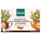 DILMAH Zioła do zaparzania Chocolate Turmeric Ginger & Almond 20 toreb. 40g