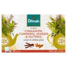 DILMAH Zioła do zaparzania Cinnamon Turmeric Ginger & Nutmeg 20 toreb. 40g