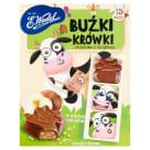 WEDEL BUŹKI KRÓWKI Pralines with nut filling and cereal crisps 117g