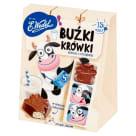 WEDEL BUŹKI KRÓWKI Pralines with milk filling and cereal crisps 117g