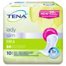 TENA Lady Slim Mini specialist sanitary napkins 10 items 1pc