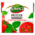 ŁOWICZ Tomato puree with basil and garlic 500 g