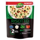 ŁOWICZ Risotto z jarmużem i suszonymi pomidorami 250g