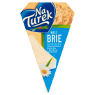 NATUREK Nasz Brie Natural Blue Cheese 125 g