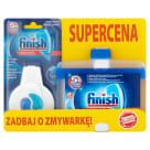 FINISH Refresher for dishwashers + dishwashing liquid 1pc