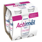 DANONE Actimel Natural yogurt without added sugar 4 pcs 400 g
