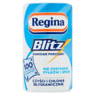 REGINA Błysk Towel for cleaning glass and glass surfaces 1 pc