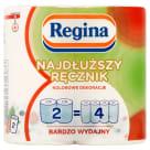 REGINA Ręcznik kuchenny Najdłuższe rolki z nadrukiem 2 szt. 1szt