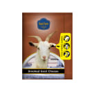 GOAT FARM Smoked goat holland cheese slices 100 g