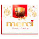 MERCI Finest Selection Chocolate Box - 8 Flavors - Separate Wraped 250 g