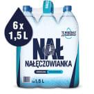 NAŁĘCZOWIANKA Naturalna woda mineralna niegazowana 9l