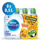 NESTLÉ PURE LIFE BYSTRZACHA Non-carbonated spring water 4 l