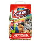 HILTON Uniwersalny żwirek drewniany dla kotów i małych zwierząt 7l 1szt