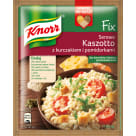 KNORR FIX Kaszotto serowe z kurczakiem i pomidorkami 45g