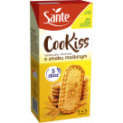 SANTE Śniadaniowe Cookies Ciasteczka zbożowe o smaku maślanym 300g