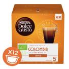 NESCAFÉ Dolce Gusto Espresso Colombia Kawa w kapsułkach BIO 12 szt. 84g