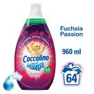 COCCOLINO Intense Koncentrat do płukania Fuchsia Passion 960ml
