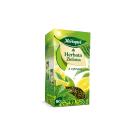 HERBAPOL Herbata zielona liściasta z cytryną 80g