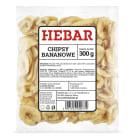 HEBAR Chipsy bananowe 300g