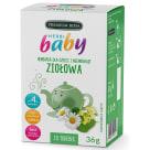 HERBI BABY Herbatka dla dzieci i niemowląt ziołowa 20 torebek 36g