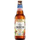 OKOCIM RADLER Piwo bezalkoholowe Jabłko z czereśnią 500ml