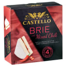 ARLA Castello Ser Brie z chilli 125g