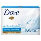 DOVE Mydło kremowe z peelingiem w kostce 100g
