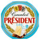 PRESIDENT Ser Camembert o obniżonej zawartości tłuszczu 120g