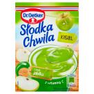 DR. OETKER Słodka Chwila Kisiel jabłkowy z witaminą C 30g