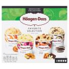 HAAGEN-DAZS Favorite Selection - Lody 4 smaki 400ml