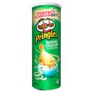 PRINGLES Chipsy Śmietana & Cebula 165g