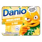 DANONE DANIO Serek waniliowy 4x140g 560g
