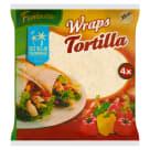 FUNTASTIC Tortilla wraps 4 szt 250g