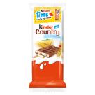 KINDER COUNTRY Baton z nadzieniem mlecznym i zbożami 23g