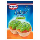 DR. OETKER Lukier do ciast zielony 100g
