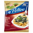 POLTINO Penne ze szpinakiem w sosie serowym mrożone 600g