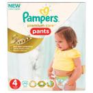 PAMPERS Premium Care Pieluchomajtki  Rozmiar 4 (9-14kg) 44 szt 1szt
