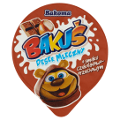 BAKOMA BAKUŚ Deser mleczny o smaku czekoladowo-orzechowym 100g