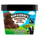 BEN&JERRY'S Lody czekoladowe z kawałkami czekoladowych ciastek brownie 100ml