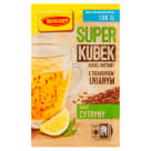 WINIARY Super Kisiel Cytrynowy z Siemieniem Lnianym 27g