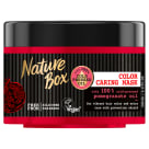 NATURE BOX Maska do włosów z oleju granata 385ml