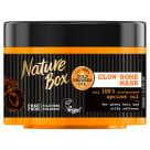 NATURE BOX Maska do włosów z oleju moreli 385ml